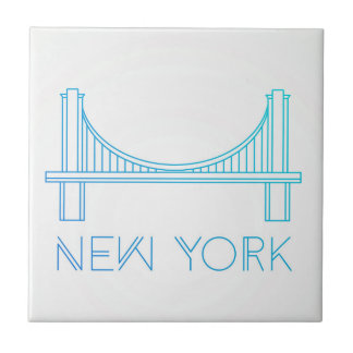 Brooklyn Bridge | New York City Ceramic Tile