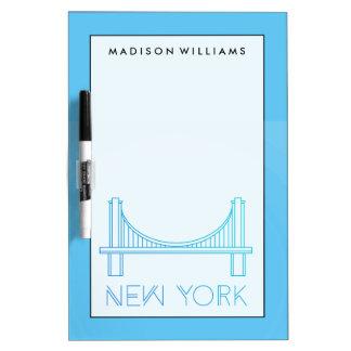 Brooklyn Bridge | New York City Dry Erase Board