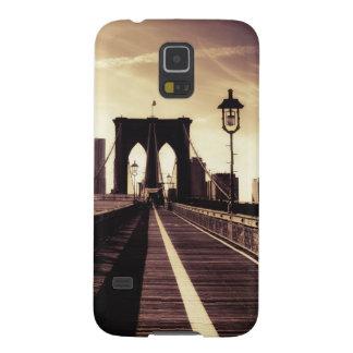 Brooklyn Bridge - New York City Galaxy S5 Covers