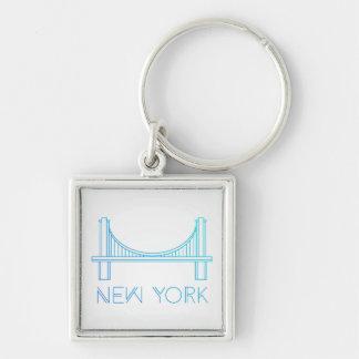 Brooklyn Bridge   New York City Keychain