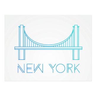 Brooklyn Bridge | New York City Postcard