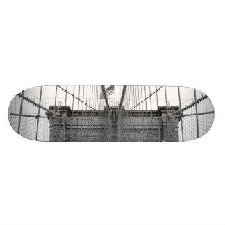 Brooklyn Bridge, New York City Skateboard Deck