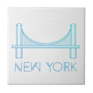 Brooklyn Bridge | New York City Tile