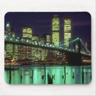 Brooklyn Bridge @ Night Mousepad