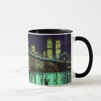 Brooklyn Bridge @ Night Mug