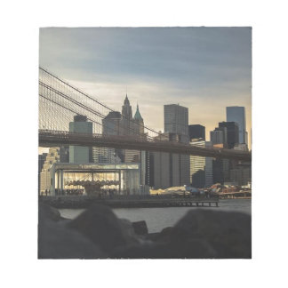 Brooklyn Bridge Notepad
