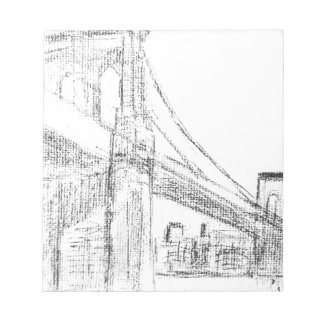 Brooklyn Bridge Notepads