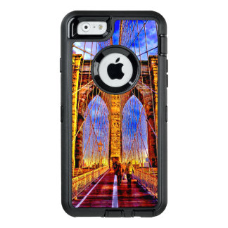 brooklyn-bridge OtterBox defender iPhone case