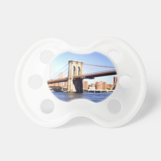 Brooklyn Bridge Pacifier