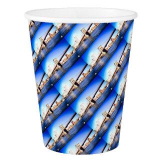 Brooklyn Bridge Paper Cup