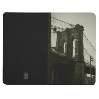Brooklyn Bridge Pocket Journal