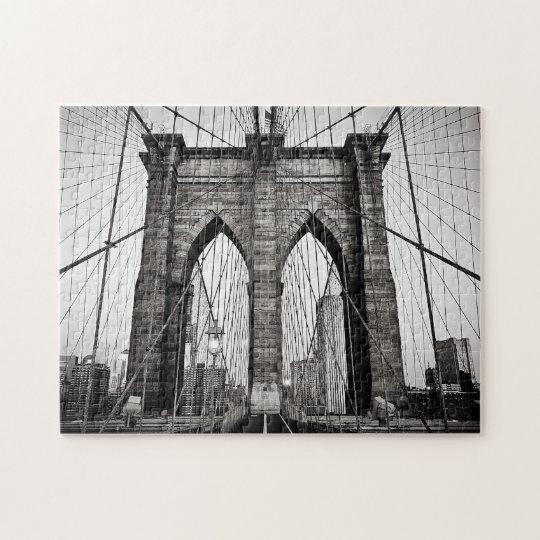 Brooklyn Bridge Puzzle