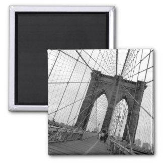 Brooklyn Bridge Slant Magnet