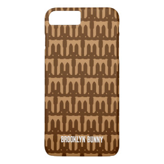 Brooklyn Bunny Bridge Pattern Case-Mate iPhone Case