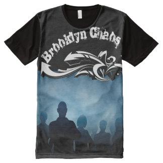 Brooklyn Chaos All-Over-Print T-Shirt
