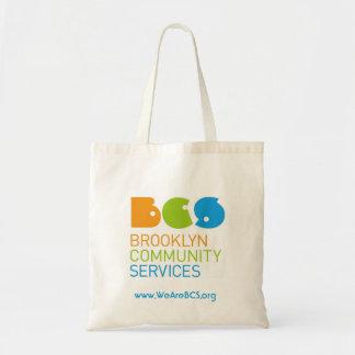 Brooklyn Community Services Totebag Tote Bag