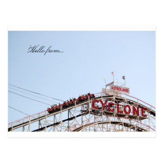 Brooklyn Cyclone Postcard