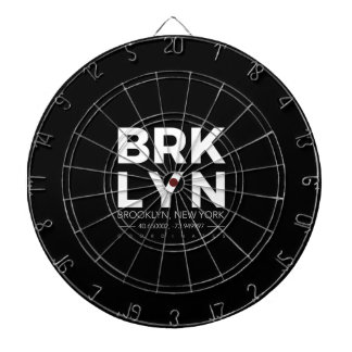 brooklyn dartboard