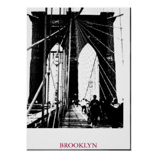 BROOKLYN DAYS POSTER