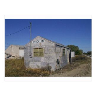 Brooklyn Depot Postcard