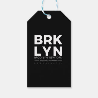 brooklyn gift tags
