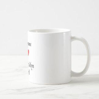 Brooklyn Girl Coffee Mug