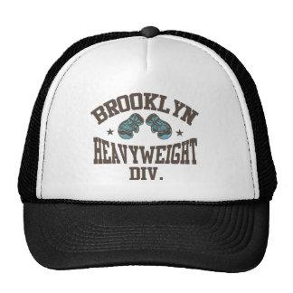 Brooklyn Heavyweight Division Mocha Trucker Hat