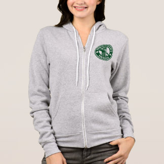 Brooklyn Irish American Zip Hoodie