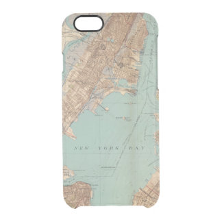Brooklyn, Jersey City, and Hoboken Clear iPhone 6/6S Case