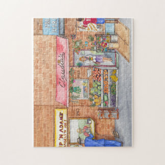 Brooklyn Morning Jigsaw Puzzle