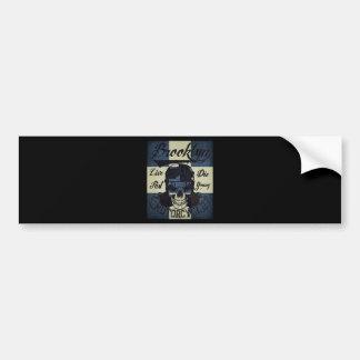 Brooklyn Motorcycle Club Bumper Sticker