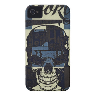 Brooklyn Motorcycle Club Case-Mate iPhone 4 Cases