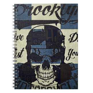 Brooklyn Motorcycle Club Notebooks