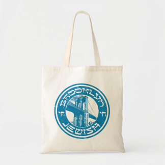 Brooklyn New York Jewish Grocery Bag
