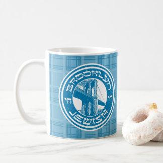 Brooklyn New York Jewish Mug