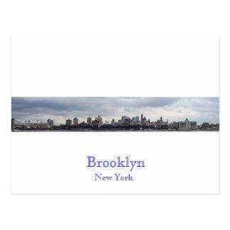 Brooklyn New York Postcard