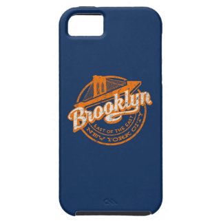 Brooklyn, New York | Retro Vintage Typography Case For The iPhone 5