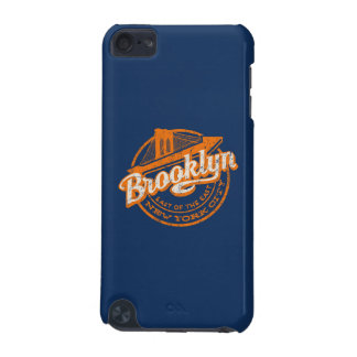 Brooklyn, New York | Retro Vintage Typography iPod Touch 5G Case