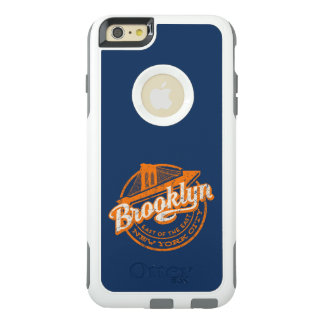 Brooklyn, New York | Retro Vintage Typography OtterBox iPhone 6/6s Plus Case