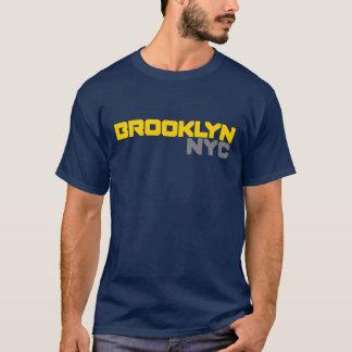 Brooklyn NYC Bold Text T-Shirt