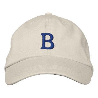 Brooklyn Old School Vintage Cap - Basic Adjustable Embroidered Baseball Cap