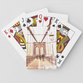 brooklyn playing cards