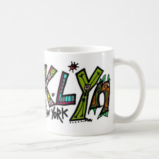 Brooklyn rules! on just about any product coffee mug