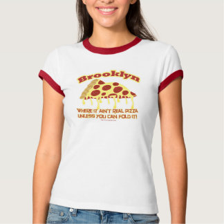 Brooklyn Style Pizza t-shirt