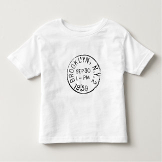BROOKLYN T-SHIRT FOR TODDLERS