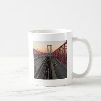 Brooklyn Taxi Coffee Mug
