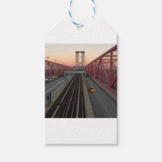 Brooklyn Taxi Gift Tags