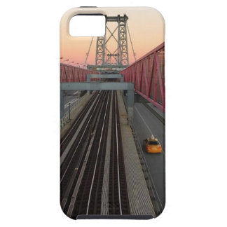 Brooklyn Taxi iPhone 5 Cover