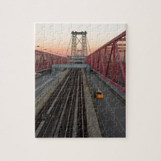 Brooklyn Taxi Jigsaw Puzzle
