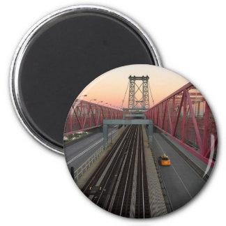 Brooklyn Taxi Magnet